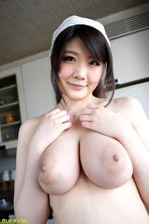 Caribbeancom 062414-627 – Big Tits Maid Servant ~ I Was Told Semen Processing ~ Rie Tachikawa